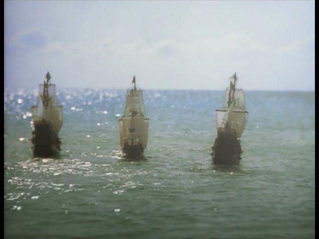 Caraibi [Карибы] Серия 3 (4) - 1998 - Италия-Германия, русский перевод MVO (РТР-2000), х/ф, 14