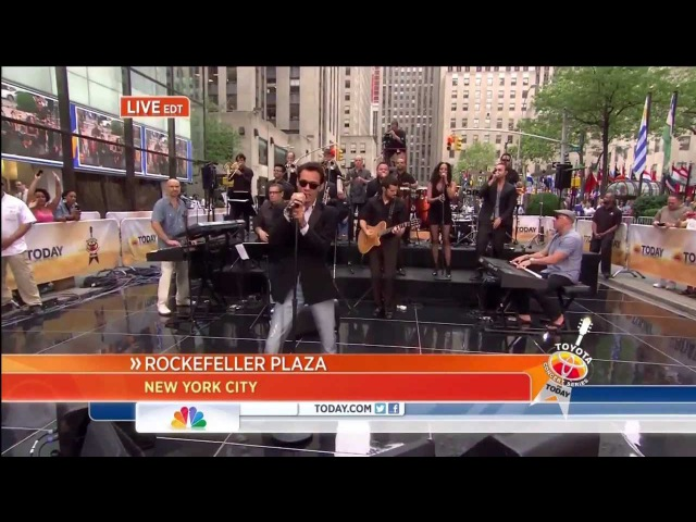 Marc Anthony Vivir Mi Vida Today Show