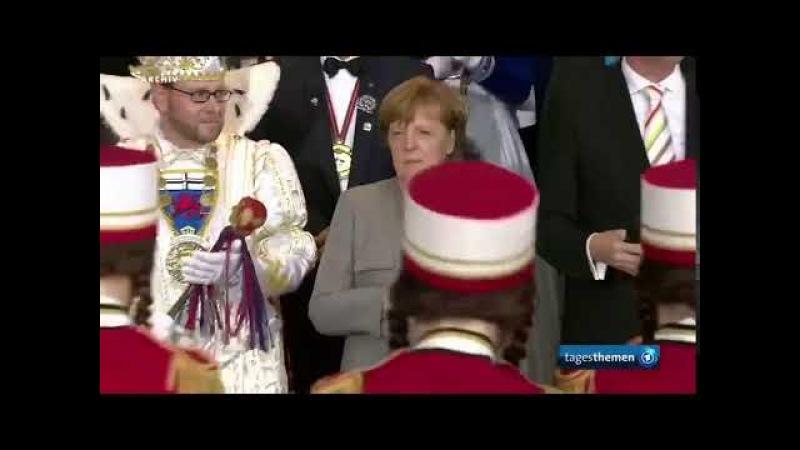 Merkels Ekel vor Deutscher Tradition