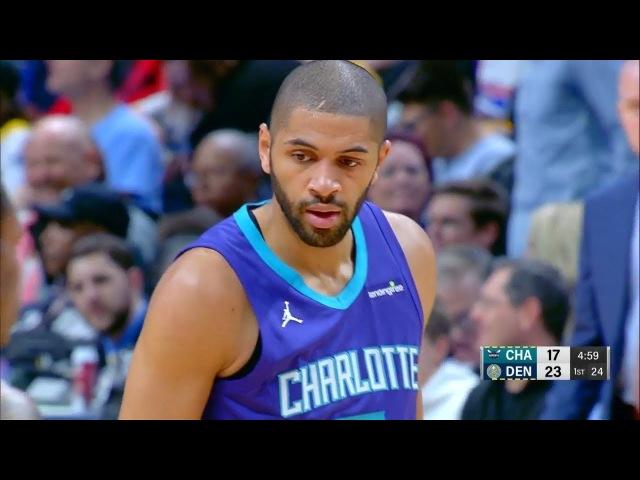 Charlotte Hornets vs Denver Nuggets - 1st Qtr Highlights | February 5, 2018 | 2017-18 NBA Season