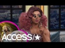 'RuPaul's Drag Race's' Shangela Reads Mariah Carey, Trixie Mattel More! | Access