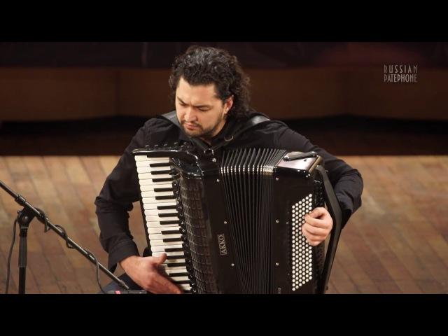 ZUBYTSKY Omaggio ad A.Piazzolla - Nikita Vlasov, accordion / Посвящение А. Пьяццолле - Никита Власов