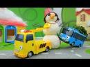 Giochi con la neve per bambini -Tayo, il piccoli autobus in italiano