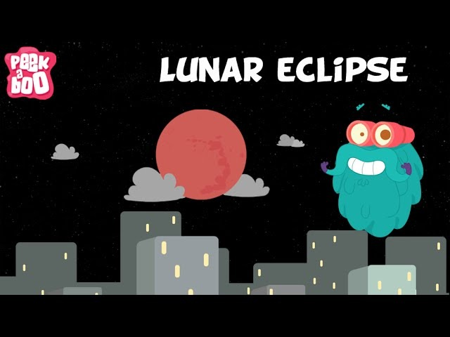 Lunar Eclipse The Dr Binocs Show Educational Videos For Kids