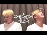 A compilation of Jin yelling
