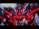 Да я бог ублюдки и это ваш судный день Garo Vanishing Line anime Аниме клип AMV