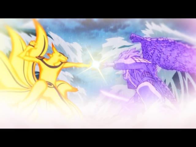 Наруто против Саске | Последняя битва в долине завершения Аниме клип [ AMV ]