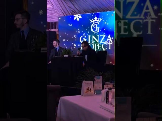 «Диалоги с умными людьми» в ресторане Ginza, А.В. Курпатов, 21.02.2018