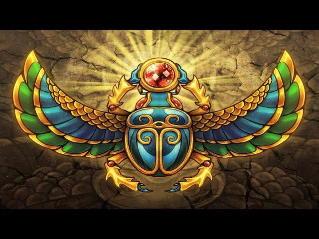 Ancient Egyptian Music - Golden Scarabs
