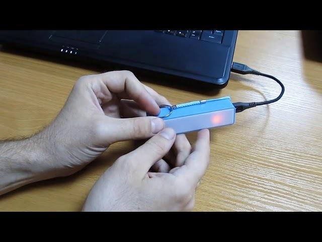 Портативное зарядное устройство POWERBANK 2600mAh