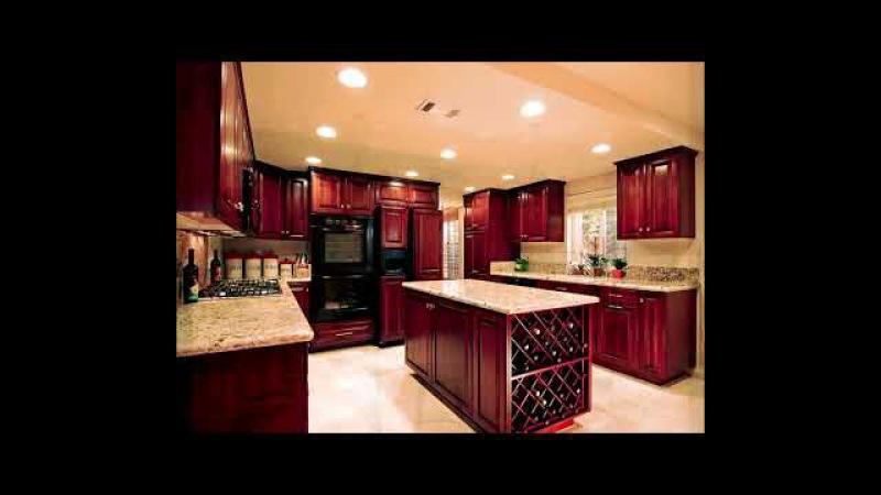 Дизайн интерьера кухни. Идеальное обустройство кухни. Более чем 100 идей, обустро ...