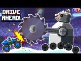 Drive Ahead БИТВА с ИМПЕРАТОРСКИМ ПИНГВИНОМ Мульт игра про БОЕВЫЕ ТАЧКИ Драйв Ахед от Cool GAMES