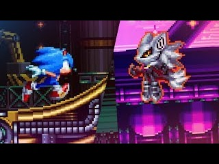 SONIC FORCES MANIA - Sonic Vs. Infinite