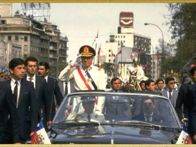 Libre (Marcha) - TRIBUTO AL CAPITÁN GENERAL - ® Movimiento Pinochet Siempre Eterno