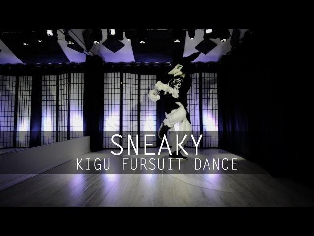 Rinn - Sneaky (TroyBoi x Grandtheft) Sergal Fursuit Dance