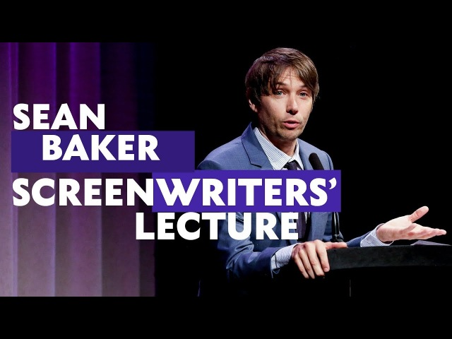 The Florida Project Tangerine director Sean Baker | Screenwriters' Lecture