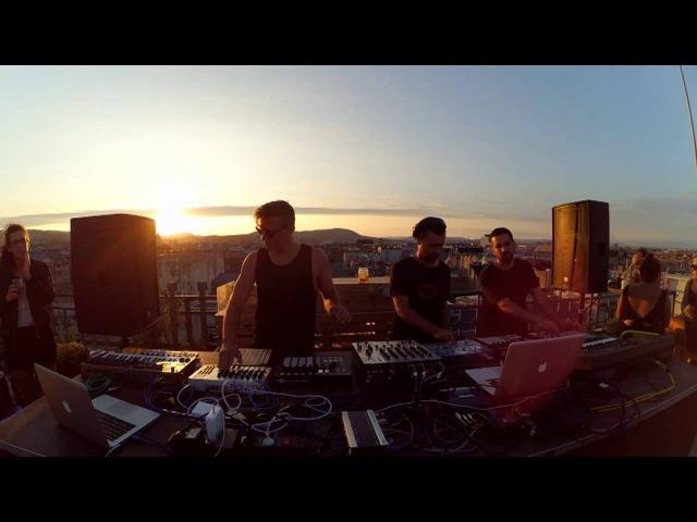 Daidai live RTS.FM Budapest 06.08.2016