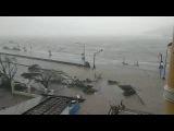 наводнение в Санкт-Томас Карибские острова ураган ИрмаHurricane Irma after it passed over St.Thomas