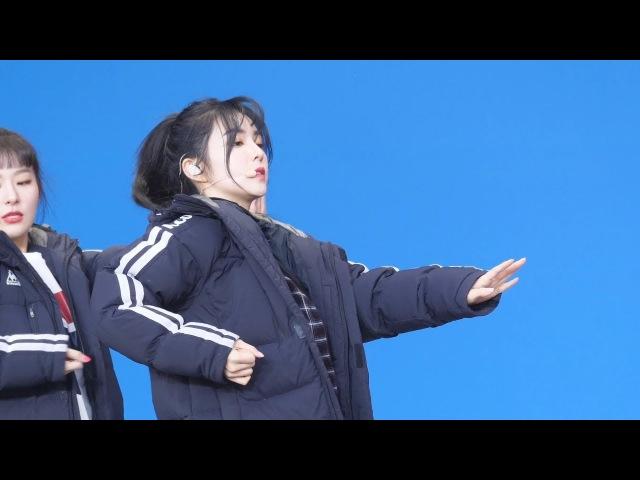 180220 레드벨벳 루키 사복 리허설 아이린 4K 직캠 Red Velvet IRENE fancam - Rookie (평창 올림픽 헤드라이너쇼) by Spinel
