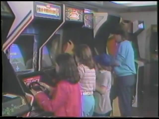 CT (Connecticut) Golf Land Arcade Commercial (80's featuring DM - Dreaming of Me)