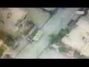 Атака смертника на танк Абрамс армии Ирака
