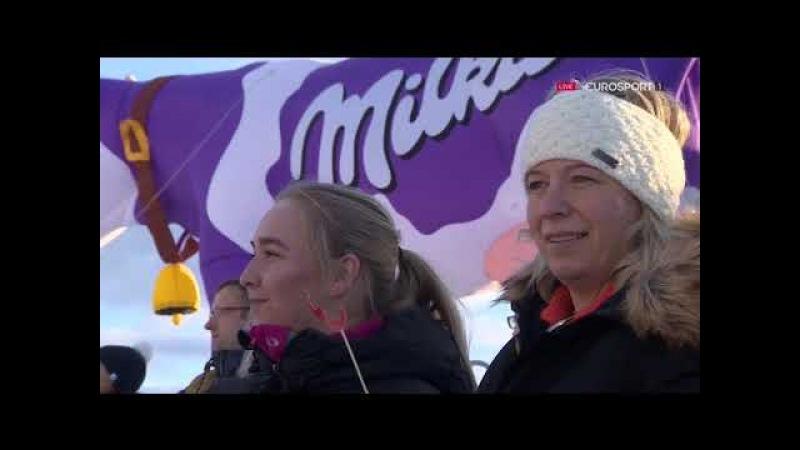 Прыжки на лыжах с трамплина / Кубок Мира 2017-18 / Лиллехаммер (Норвегия) HS 140 / Инд. соревнования