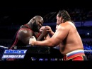 Mark Henry vs. Rusev - International Arm Wrestling Contest: SmackDown, September 12, 2014