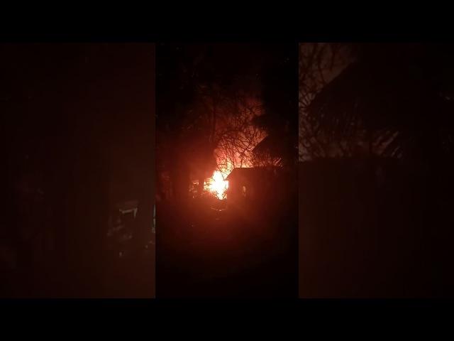 Поджоги на Сухумском шоссе в Кудепсте