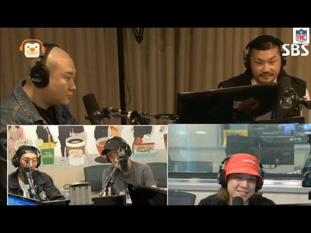 [VMC] 170921 SBS 김창렬의 올드스쿨 보이는라디오 게스트 넉살46373;플로우45912;밀스