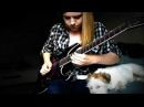 Metallica - Nothing else matters solo cover