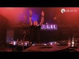 Jay Lumen live @ Fabrik Madrid GOA XXII. Anniversary 26-11-2016 (BE-AT.TV)