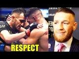 РЕАКЦИЯ БОЙЦОВ НА БОЙ ФЕРГЮСОН - ЛИ НА UFC 216! Тони опасный человек