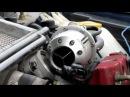 2005 Subaru Impreza WRX STi showing HKS SSQV Blow-off valve