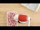Strawberries and Cream Sorbet