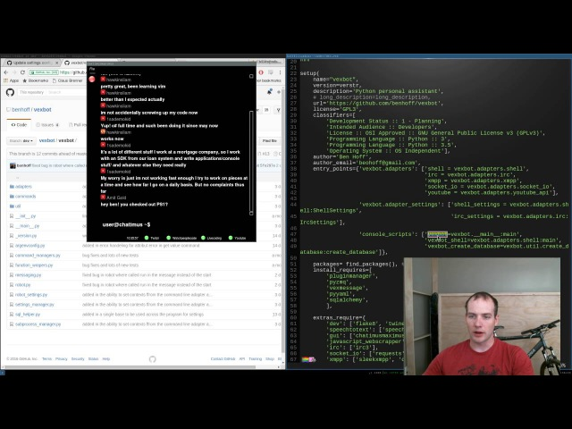 Making Slick User Interfaces with Python