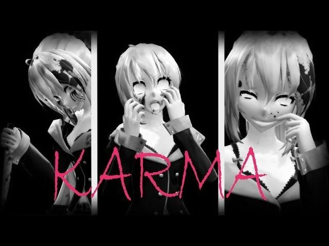 [MMD] Karma [MEME]