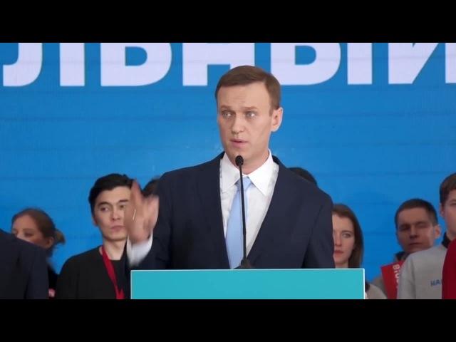 Путин реагирует на призыв Навального сорвать выборы