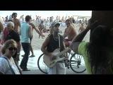 Rafa Raposo Samba Pa Ti in Heartbreak, Benidorm 2009