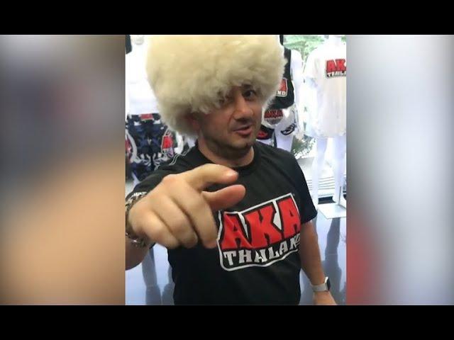 Михаил Галустян бросил вызов Хабибу Нурмагомедову