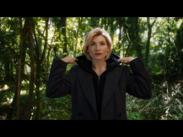Доктор Кто/ Doctor Who. Промо-ролик 13-ый Доктор