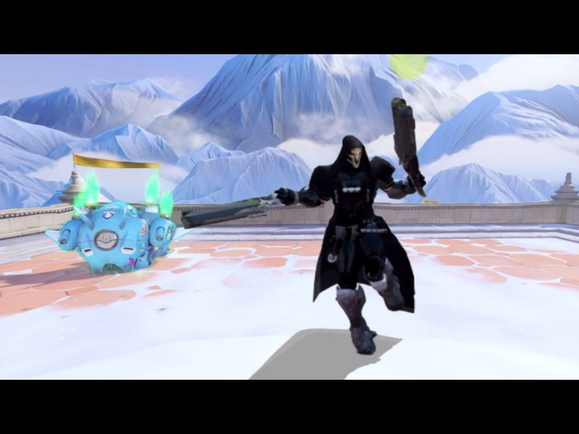 Dancing Reaper - Overwatch Animation