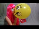 BLOWING UP A BALLOON AND POPPING IT CHALLENGE