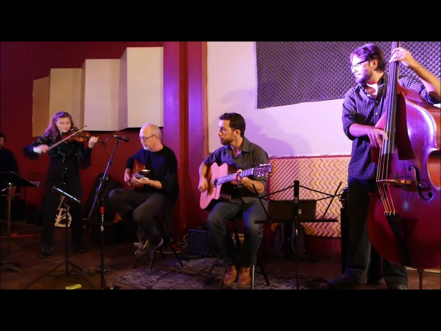 Bonaventure Quartet - Minor Swing - Steves Live Music @ 5 Seasons Westside - Sat Nov192016