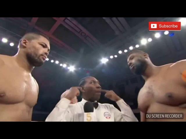 Joe Joyce vs Donnie Palmer (Full Fight HD)