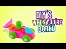 HOW TO MAKE RACE CAR ! DIY Easy Toohee GIFTS for Friends and Family ! 4 - Race car