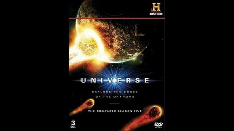 Вселенная / The Universe/ Путешествие во времени 5 сезон 4 Серия