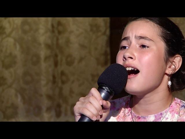 Саида Мухаметзянова - Бодрэ тал(татарская народная песня)-Кудрявая ива.