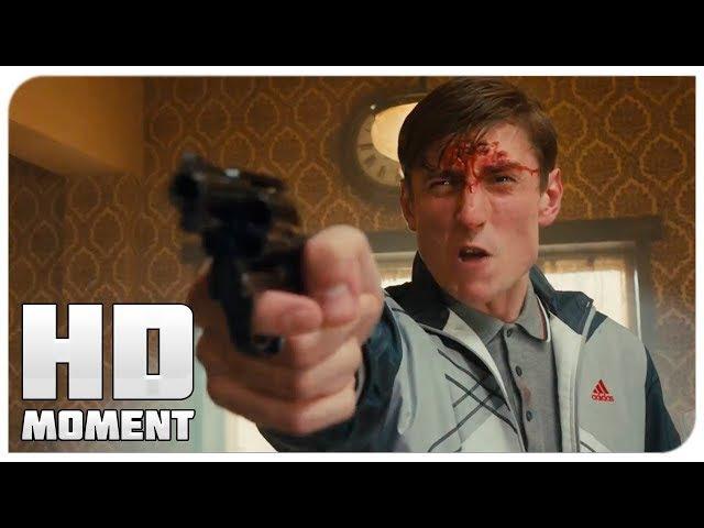Драка в баре - Kingsman: Секретная служба (2015) - Момент из фильма