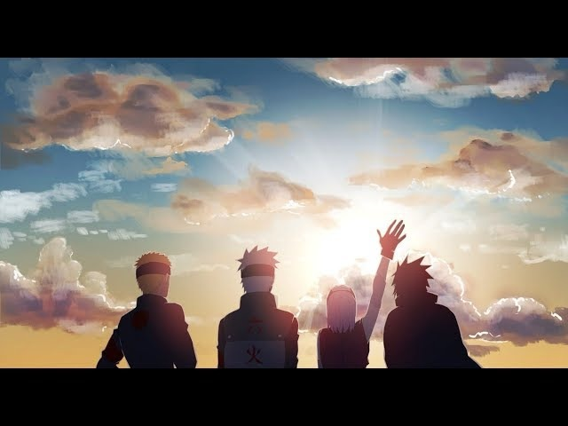 Naruto 「AMV」 - In The End
