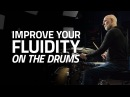 One Simple Exercise To Improve Your Fluidity On The Drums Drum Lesson Drumeo
